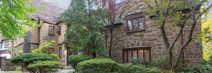 A Historic English Tudor Home Comes to Market in Forest Hills